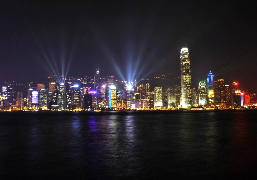 Hongkongin nähtävyyksiä | Victoria Harbour