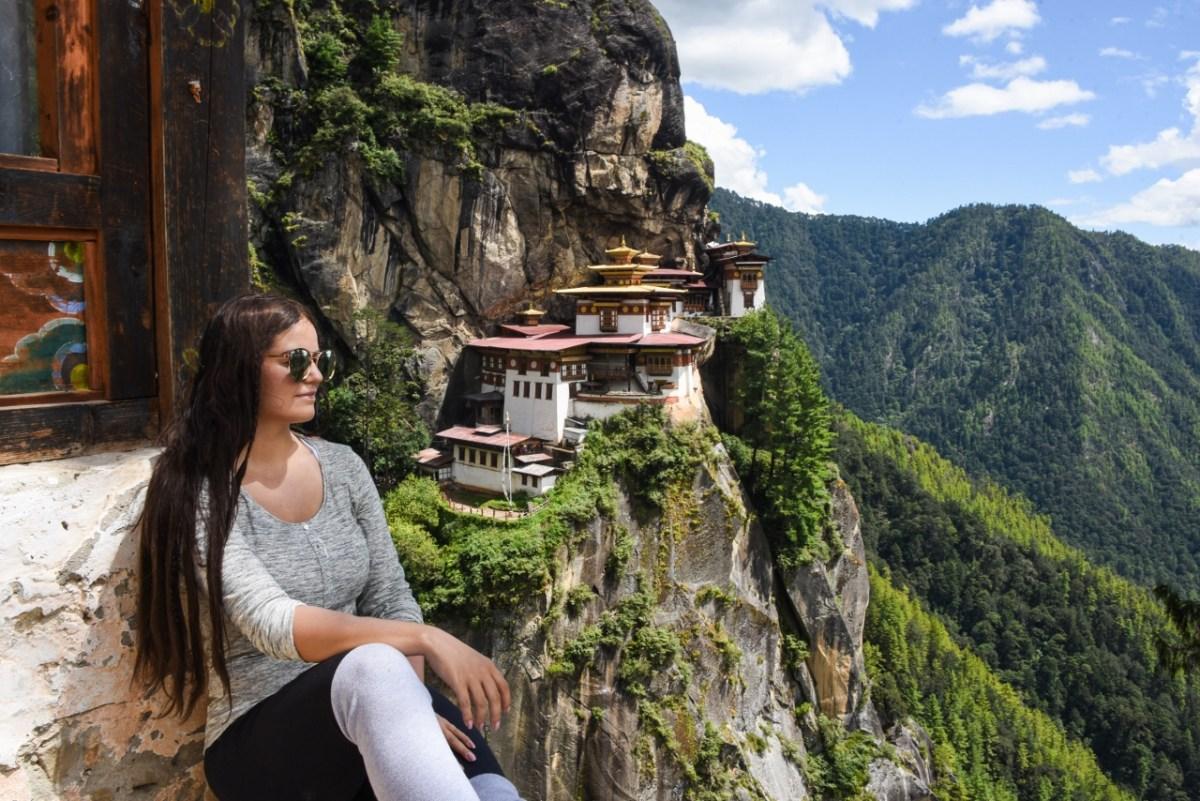 tiikerinpesa bhutan