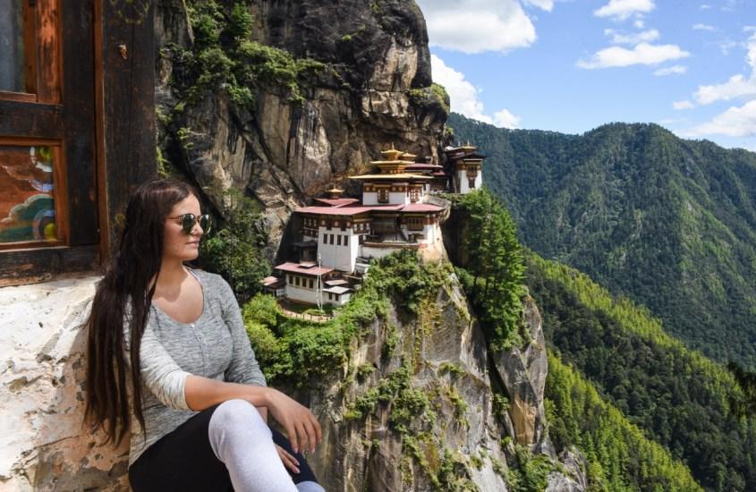 Bhutan – Tiikerin pesä ja vuoren valloitus