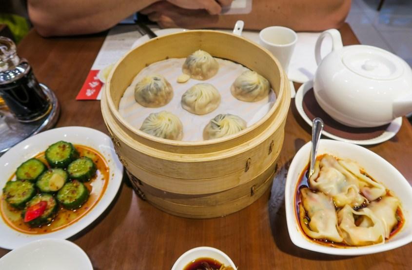 Hongkong ravintolat | dim sum