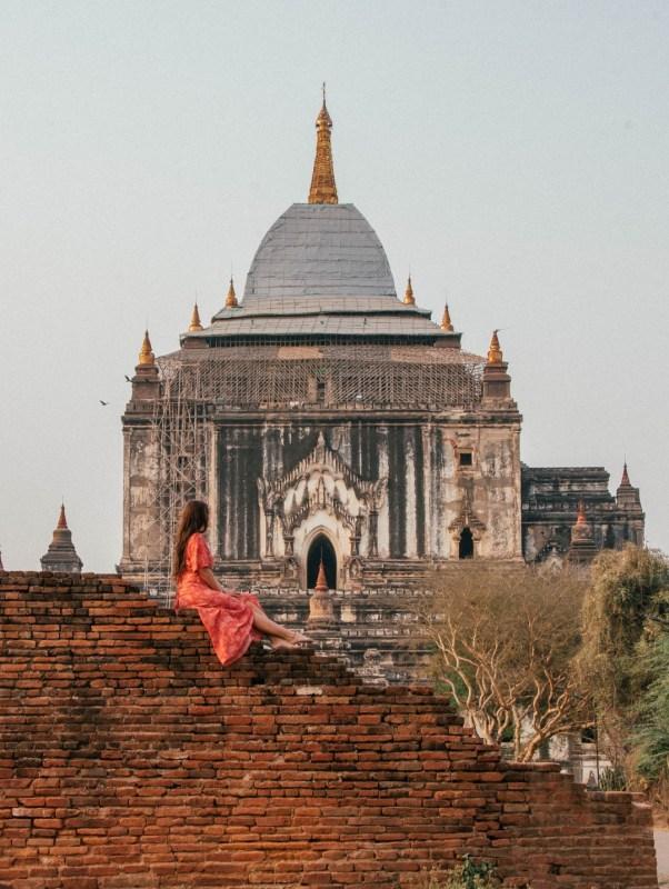 Bagan vinkit   temppeli