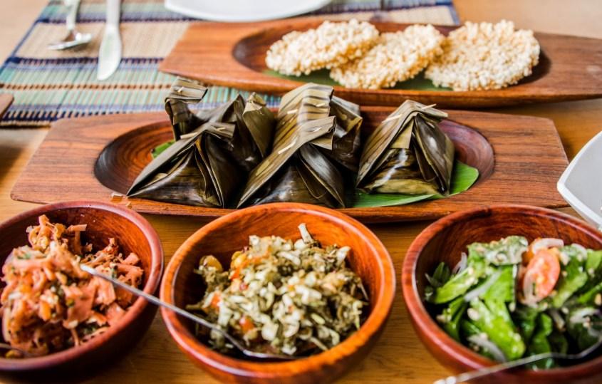Myanmarilainen ruoka | Salaatit