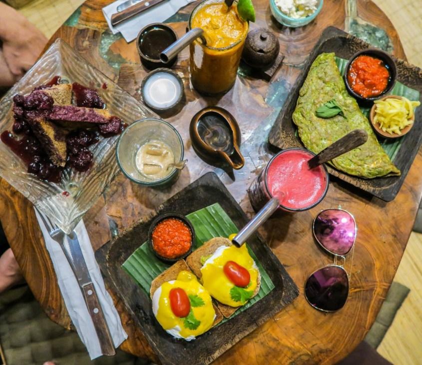 ravintola Ubudissa