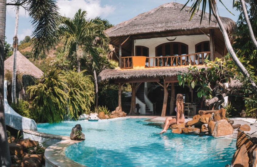 Balin Amed – Unelmien villa ja muita Itä-Balin aarteita