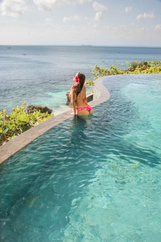 Bali majoitus | Rimba Jimbaran uima-allas