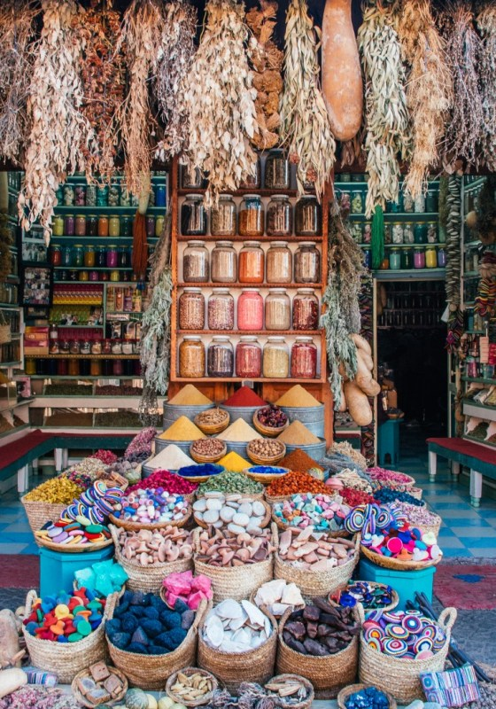 marrakesh soukit