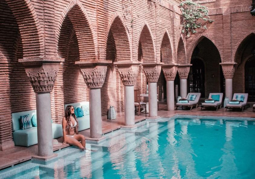 Kaupunkiopas Marrakeshiin