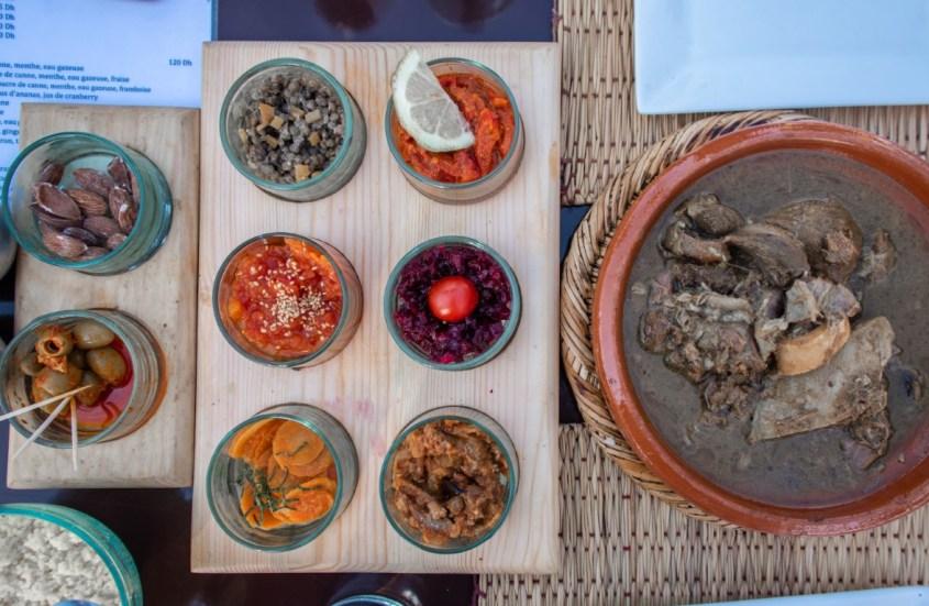 marrakesh ravintola