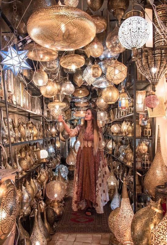 Marrakesh kokemuksia