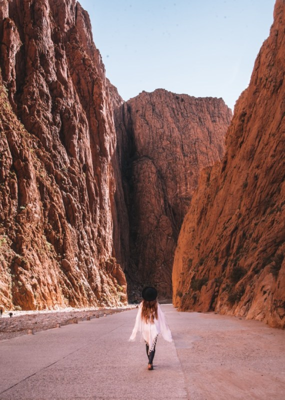 Kanjoni Marokossa