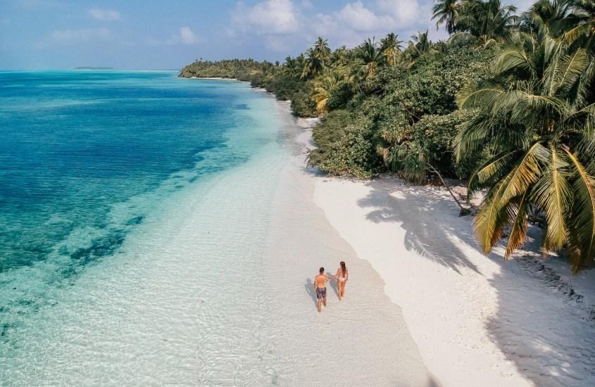 Fehendhoo on salainen pakopaikka Malediiveilla