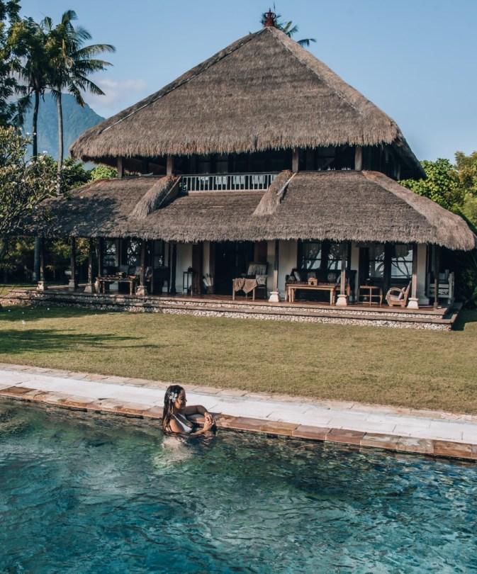 Bali Majoitus | Puri Ganesha villa