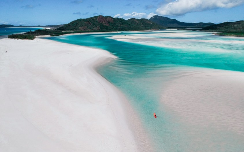 Whitsundays retki