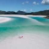 Whitsundays kokemuksia | Whitehaven Beach