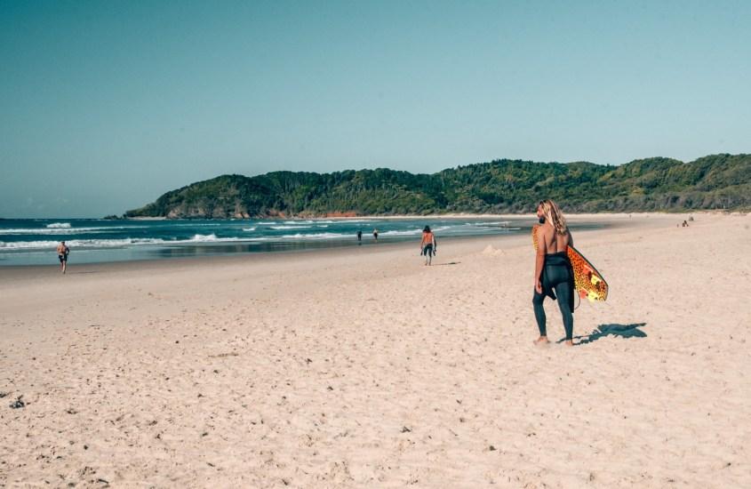 Byron Bay – Australian trendikkäin rantalomakohde
