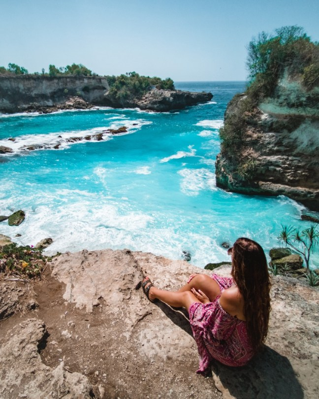 Nusa Ceningan kokemuksia | Blue Lagoon