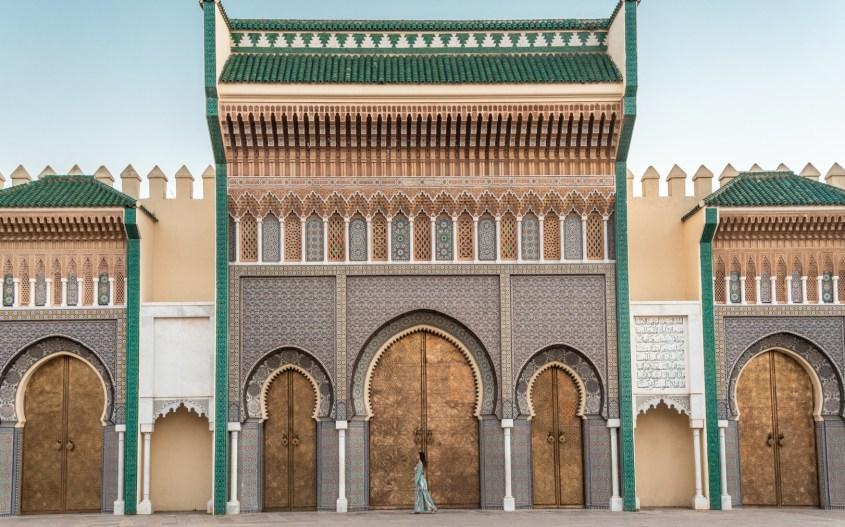 Marokko matkaopas