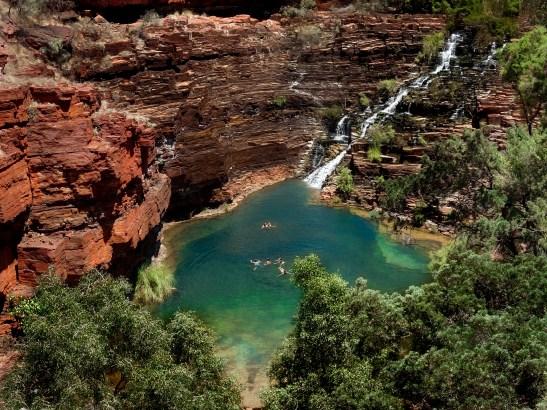 Australian kansallispuistot | Karijini
