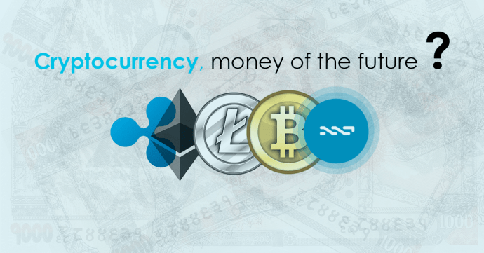 IS CRYPTOCURRENCY REALLY THE FUTURE? 1