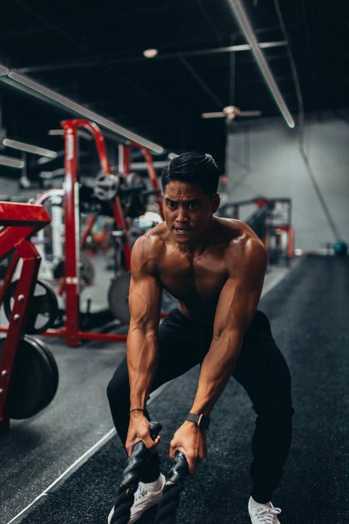 Active Body, Build muscles