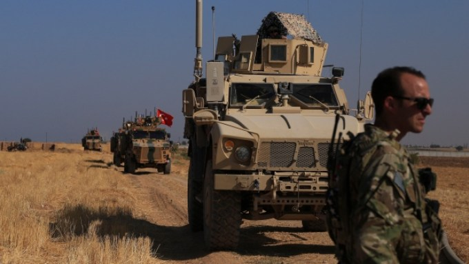 Turkey Bombs US Special Forces in Syria Attack, by Mistake 1