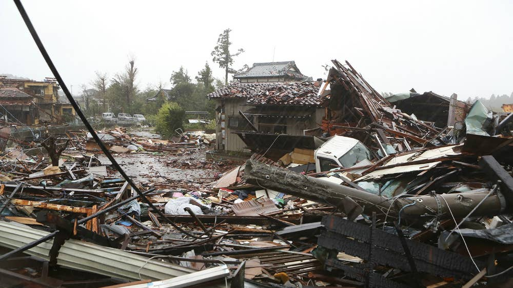 Millions of people across Japan told to evacuate homes due to Typhoon Hagibis 2