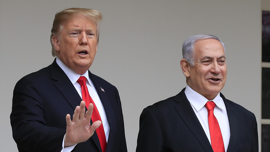 How Middle East Reacting to Donald Trump's Israeli-Palestinian Peace Plan 2