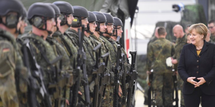 Germany has initiated the withdrawal of the military from Iraq in the context of the US-Iran crisis 1