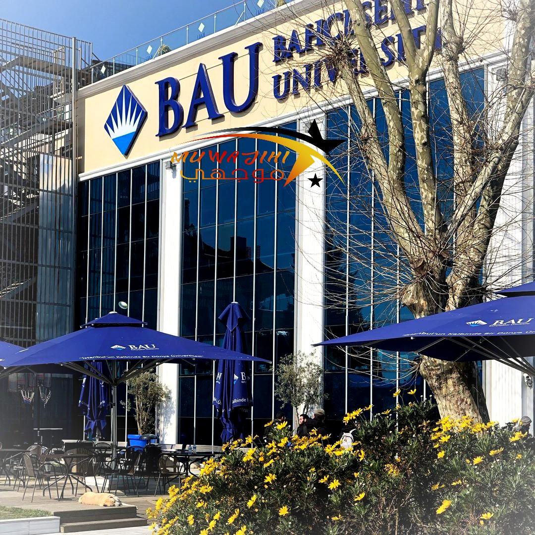 جامعة بهشا شهير Bahçeşehir University