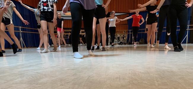 Jazzdance für Mädchen