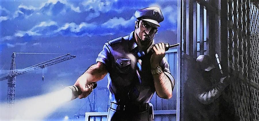 Agent Decker und sein Maschendrahtzaun