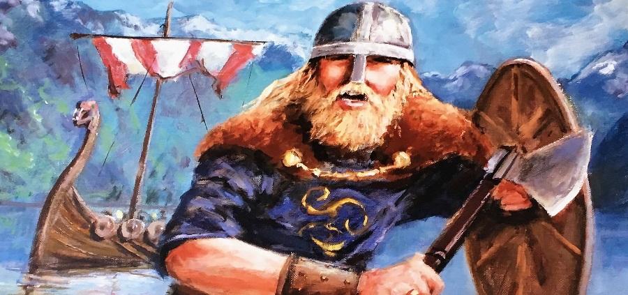 Wikinger 878 A.D.: Angriff auf England - Alfred und der Brexit
