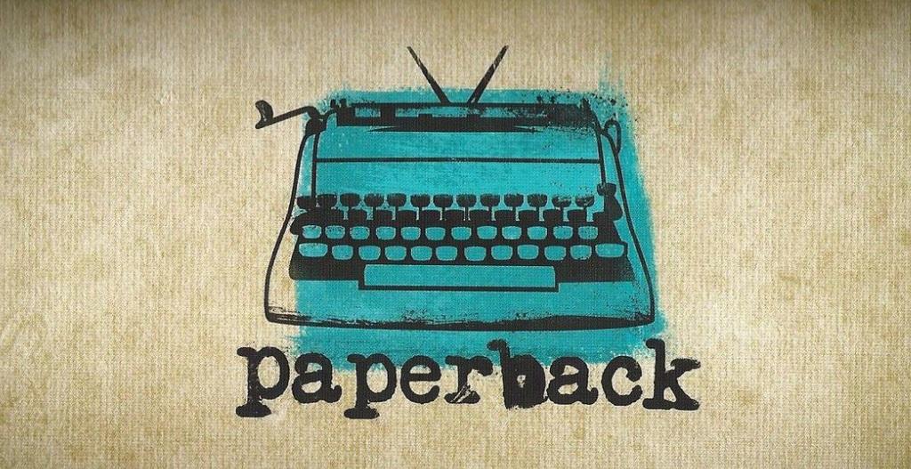 Paperback - Buchstabensuppe mit Rückenwind