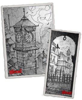clocktower bild