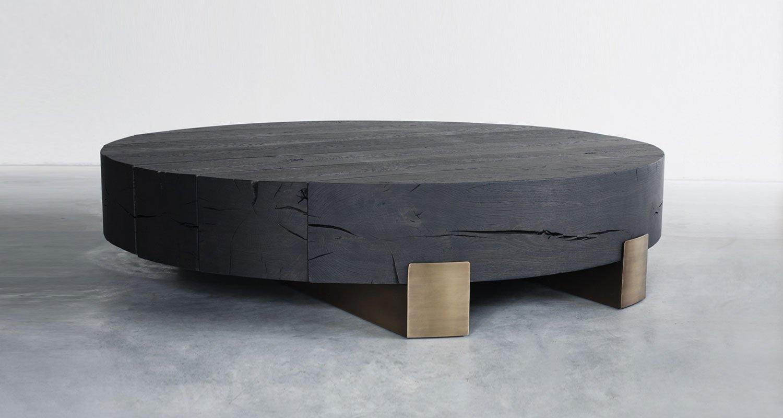 - Beam Limited Round Coffee Table Mu Wooden Design Blog