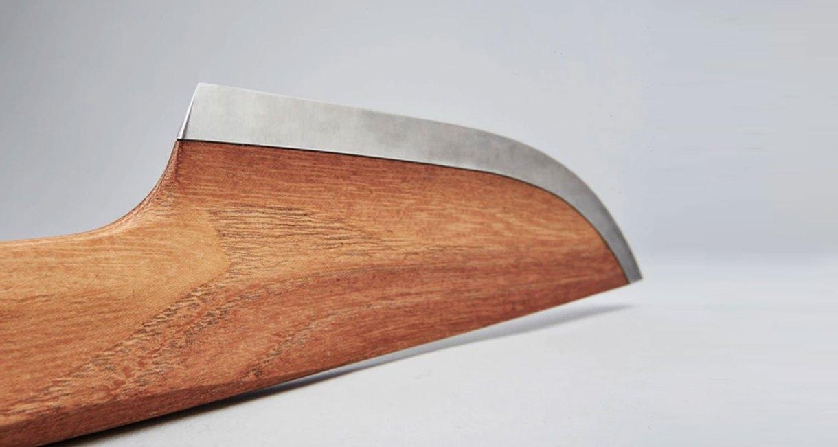 SKID-wood-steel-knife-Chef-Knife-7