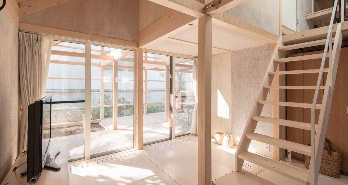 House-in-Shinkawa-Yoshichika-Takagi-wood-building-2