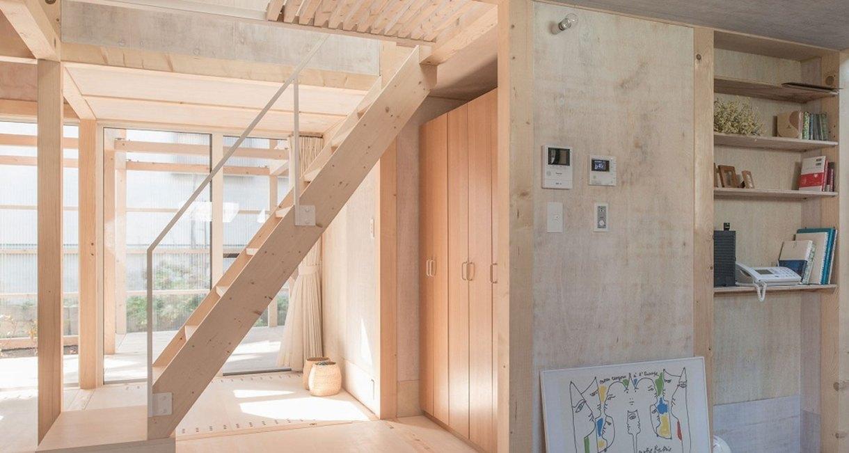 House-in-Shinkawa-Yoshichika-Takagi-wood-building-4