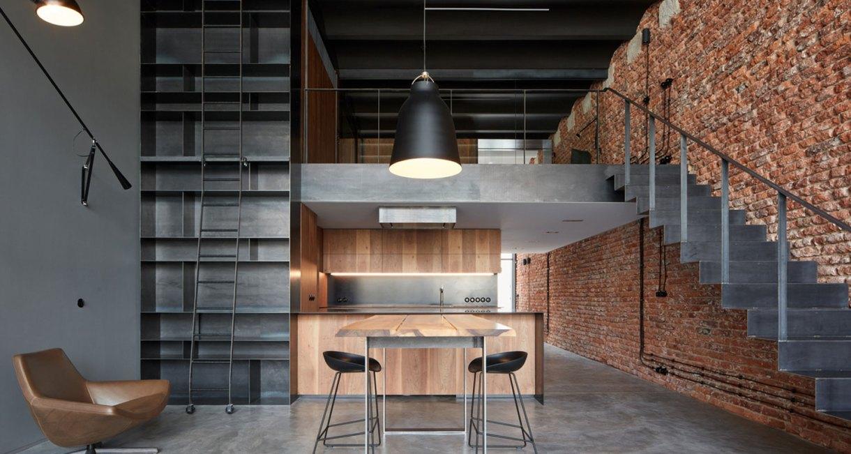 Loft-With-Love-modern-black-paint-wood-brick-design-4