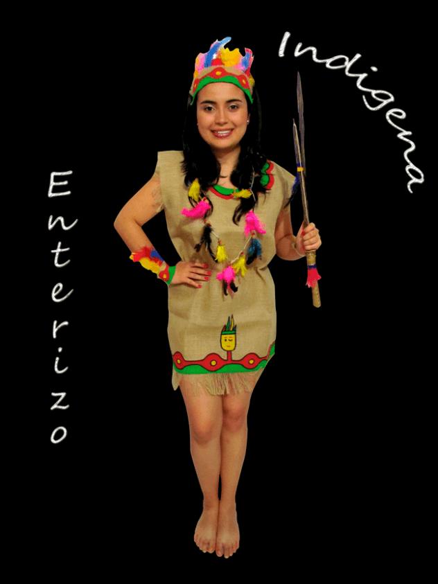 Indigena-Mujer-Enterizo