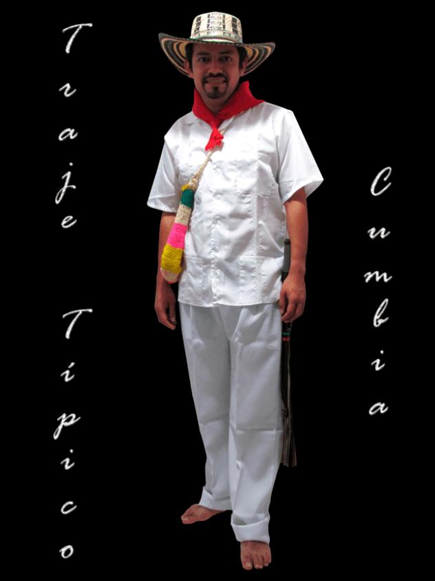 Traje-Típico-Cumbia-Hombre