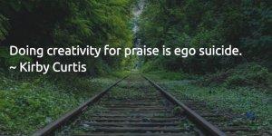 Creativity and Ego