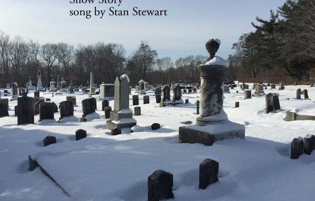Snow Story Graveyard