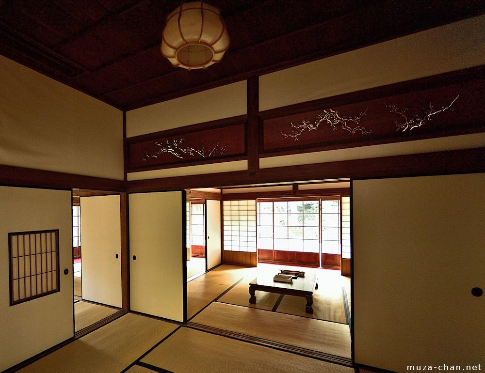 Traditional Japanese House Ranma