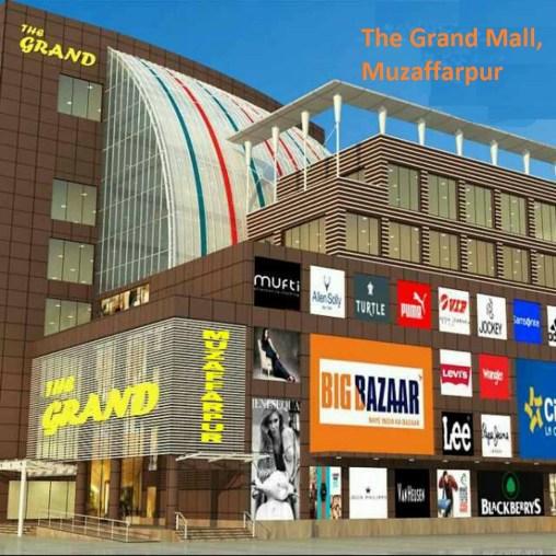 the grand mall muzaffarpur