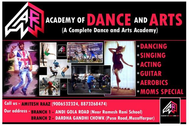 Academy of dance and arts