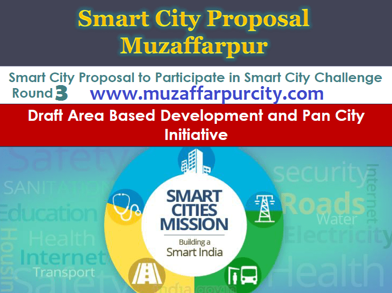 Upgradation of Muzaffarpur Smart City Proposal for Round-III – Submit Your Comments on mygov