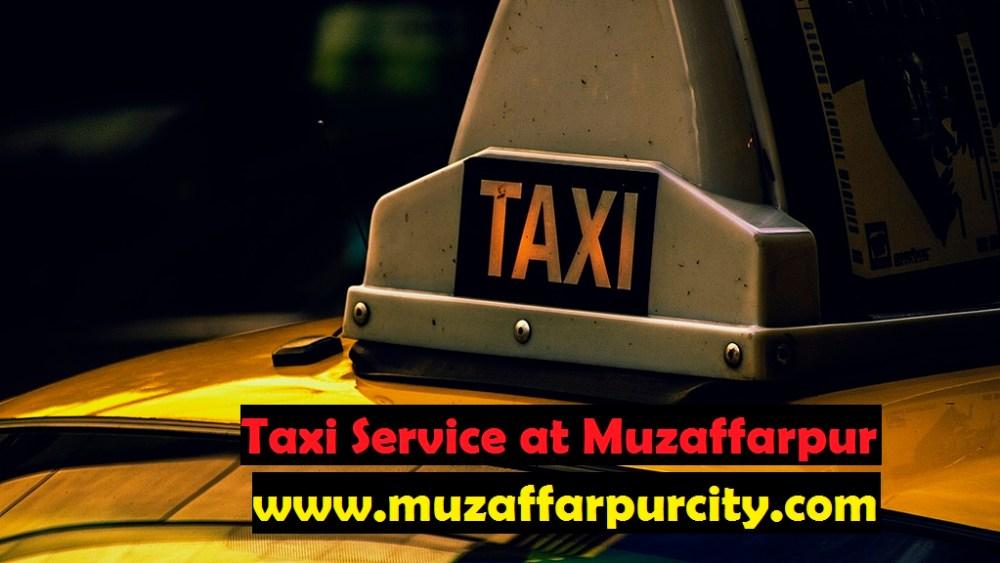Taxi Service Muzaffarpur