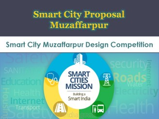 Muzaffarpur smart city proposal