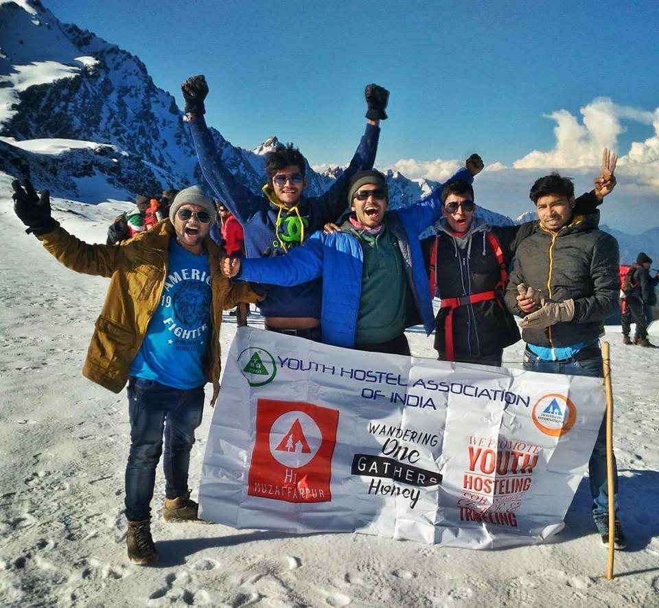Muzaffarpur at the height of 13,800 feet – Himalayan Trekking Expedition
